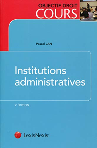 9782711021215: Institutions administratives