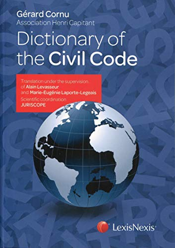 9782711021246: Dictionary of the Civil Code