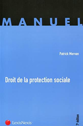 9782711022304: Droit de la protection sociale
