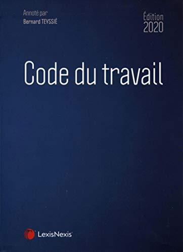 9782711030989: Code du travail 2020