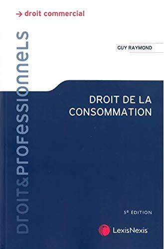 9782711031917: Droit de la consommation