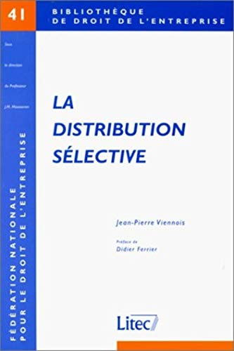 9782711130900: La distribution s�lective