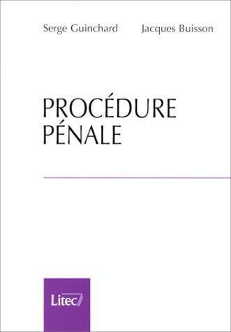 9782711131471: Proc�dure p�nale (ancienne �dition)