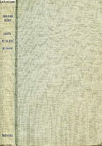 9782711202867: Santa et le roi de Corse: Roman (French Edition)