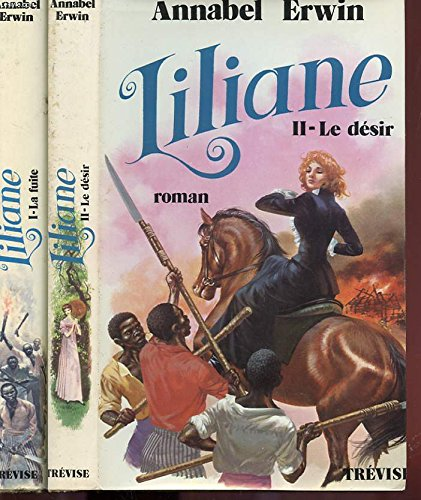 9782711203253: Liliane (Volume 1 La Fuite)