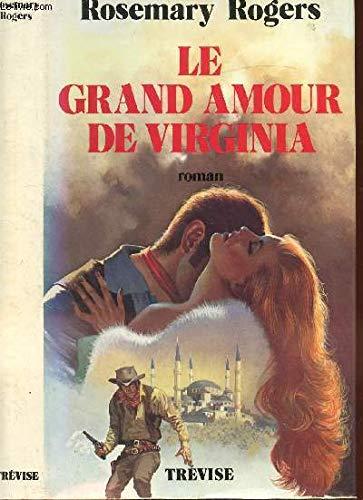 9782711205097: Le Grand amour de Virginia