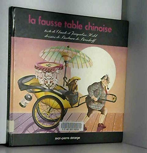 9782711301911: La fausse table chinoise