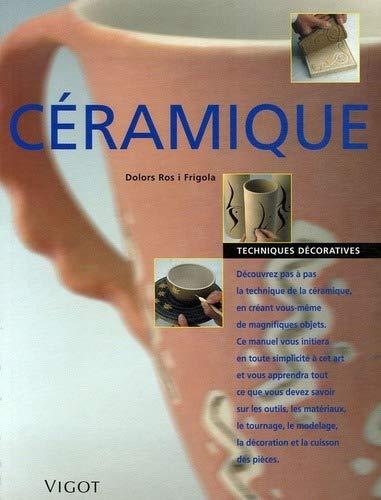 Céramique (French Edition): Dolors Ros
