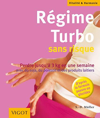 9782711417926: Régime Turbo : Sans risque