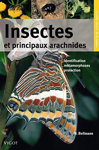 9782711418381: Insectes et principaux arachnides