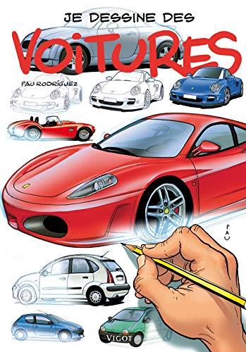 9782711419494: Je dessine des voitures