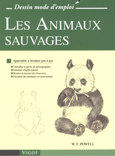 9782711421473: Les Animaux sauvages