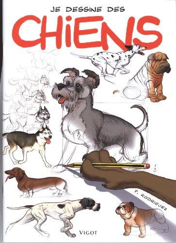 9782711421855: Je dessine des chiens