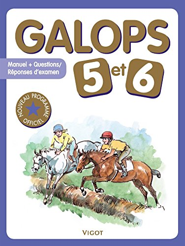 GALOPS 5 ET 6: COLLECTIF -NED 2015-