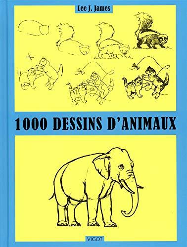 9782711425259: 1 000 dessins d'animaux
