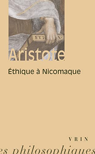 9782711600229: Ethique � Nicomaque