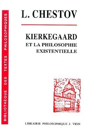 9782711601400: Kierkegaard et la philosophie existentielle. Vox clamantis in deserto