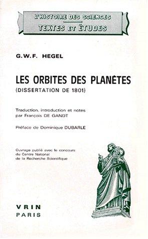 9782711601738: Les Orbites des planètes