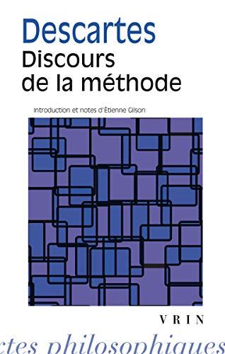 Rene Descartes: Discours de la Methode (Bibliotheque: Descartes, Rene
