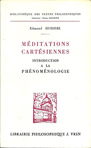 9782711603886: Méditation cartesienne
