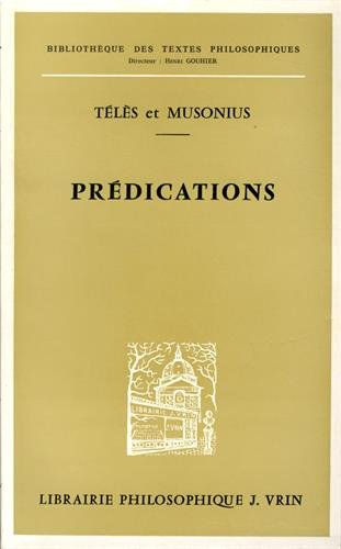Prédications: Télès