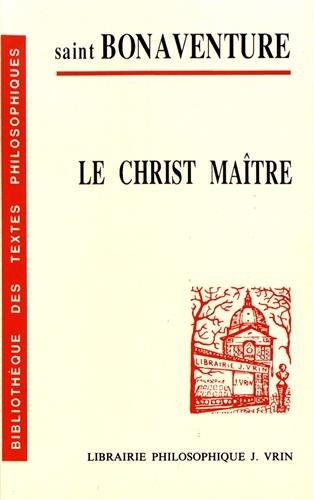 9782711610266: Le Christ ma�tre