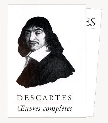 9782711612673: Rene Descartes: Iuvres Completes (Bibliotheque Des Textes Philosophiques) (French Edition)