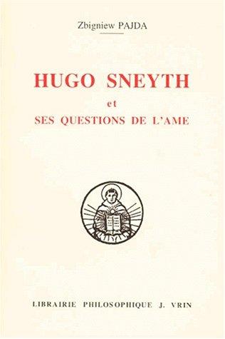 Hugo Sneyth et ses questions de l'Ame: Pajda, Zbigniew