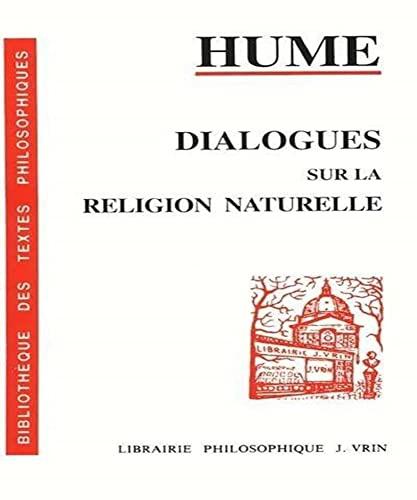 Dialogues sur la religion naturelle (Biblio Textes: David Hume