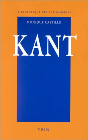 Kant L'invention critique