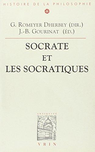 9782711614578: Socrate et les socratiques