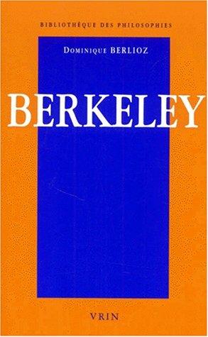 9782711614592: Berkeley: Un Nominalisme Realiste (Bibliothèque des philosophies)