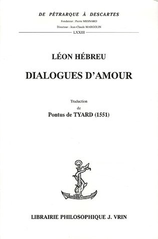 9782711618149: Dialogues D'Amour (de Petrarque a Descartes) (French Edition)