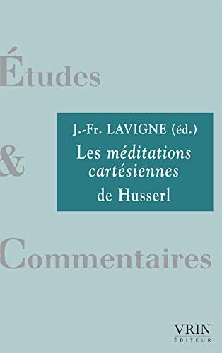 9782711621422: Les Méditations cartésiennes de Husserl