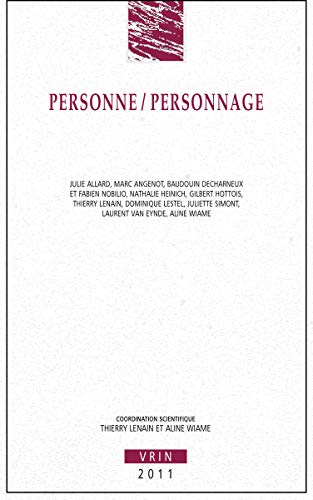 Personne Personnage: Collectif