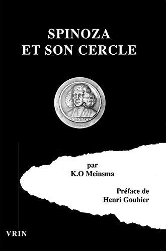 9782711682461: Spinoza et son cercle