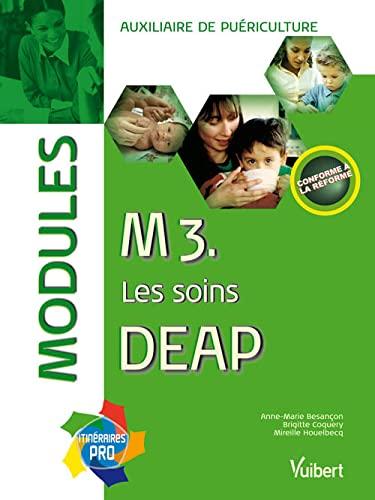 9782711712618: M3. Les soins DEAP : Modules