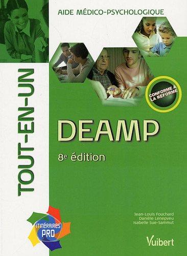 DEAMP : Aide médico-psychologique (Itinéraires pro): Jean-Louis Fouchard; Danièle