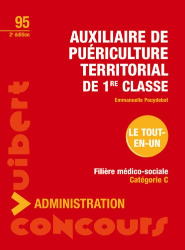 9782711714421: Auxiliaire de puériculture territorial de 1e classe