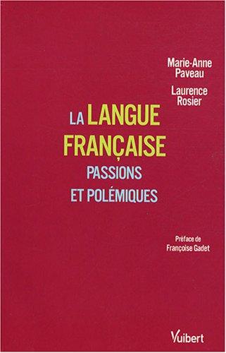 9782711714889: La langue française (French Edition)