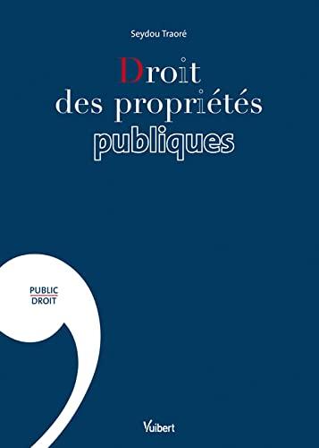 9782711718733: droit des propriétés publiques