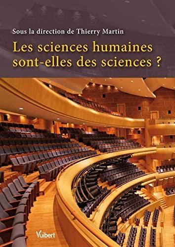 9782711722341: Les sciences humaines sont-elles des sciences ? (French Edition)