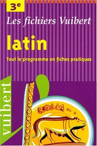 9782711736522: Latin, 3e