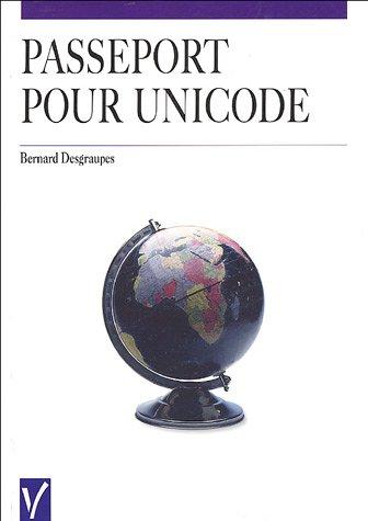 9782711748273: Passeport pour Unicode