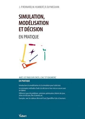 9782711748594: Simulation, modélisation et décision