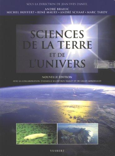 9782711752829: Sciences de la Terre et de l'univers