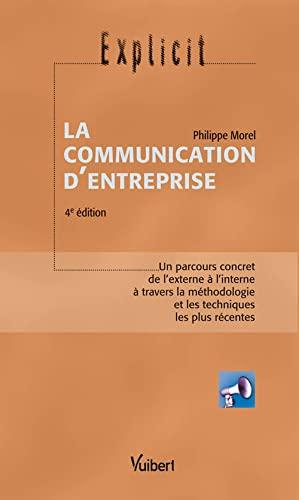 9782711768295: La communication d'entreprise