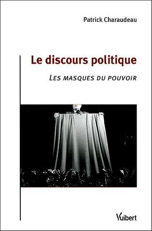 9782711772797: Le discours politique : Les masques du pouvoir