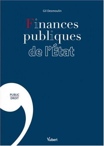 9782711773091: Finances publiques de l'Etat