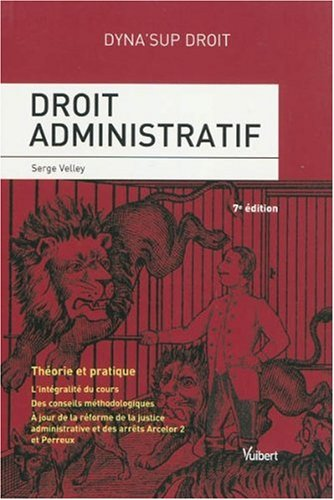 9782711777976: Droit administratif